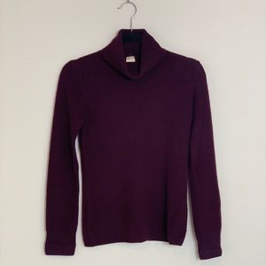 J. Crew Vintage Cashmere Sweater Size Small